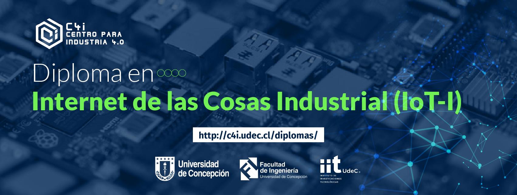 Diploma en Internet de las osas industriales